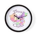 Zhuxi China Wall Clock