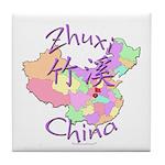 Zhuxi China Tile Coaster