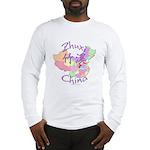Zhuxi China Long Sleeve T-Shirt