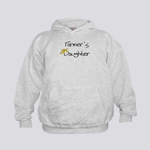 Farmer's Daughter Kids Hoodie