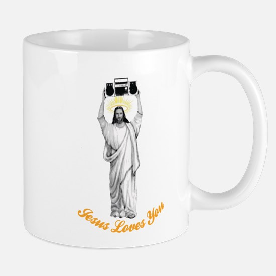 Jesus Loves You Mug