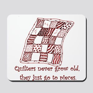 Quilters Mousepad