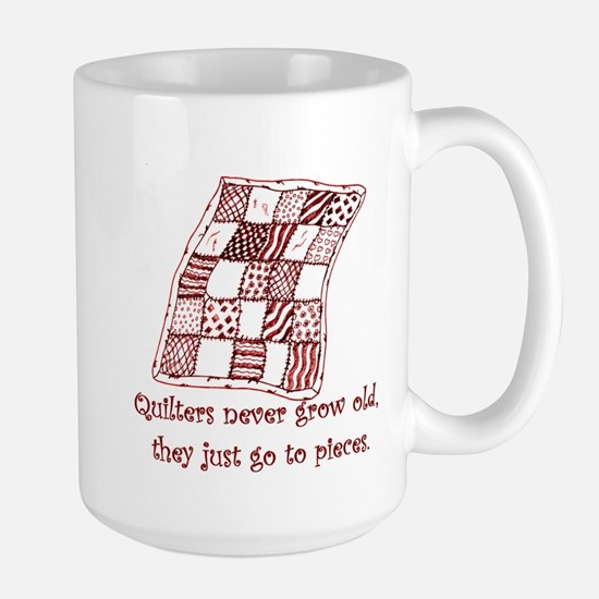 Quilters Large Mug