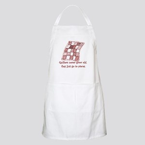 Quilters BBQ Apron