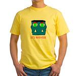 LI'L MONSTER Yellow T-Shirt