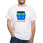 LI'L MONSTER White T-Shirt