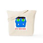 LI'L MONSTER Tote Bag