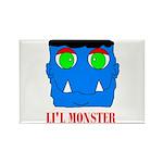 LI'L MONSTER Rectangle Magnet (100 pack)