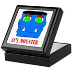 LI'L MONSTER Keepsake Box