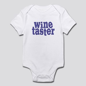 Wine Taster Infant Bodysuit