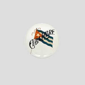 Cuba Libre Mini Button