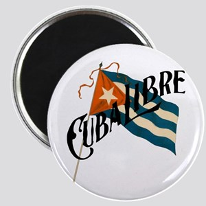 Cuba Libre Magnets