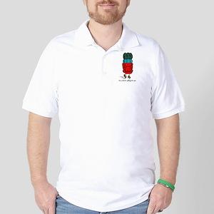 Backpacker Golf Shirt