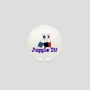 Juggle It Mini Button