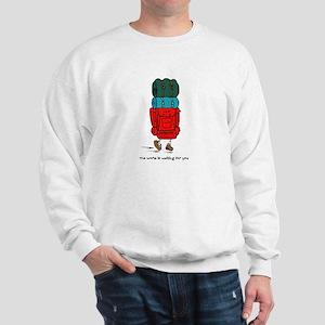 Backpacker Sweatshirt