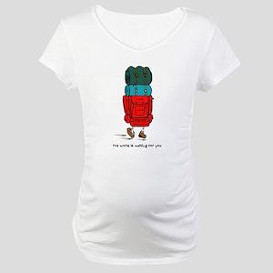 Backpacker Maternity T-Shirt