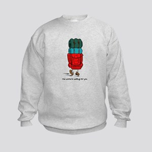 Backpacker Kids Sweatshirt