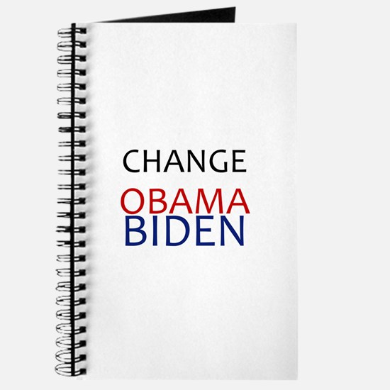 obama/biden Journal