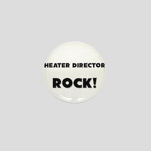 Theater Directors ROCK Mini Button