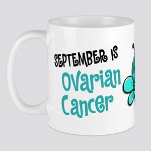 Ovarian Cancer Awareness Month 4.2 Mug