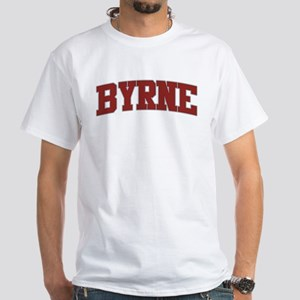 BYRNE Design White T-Shirt
