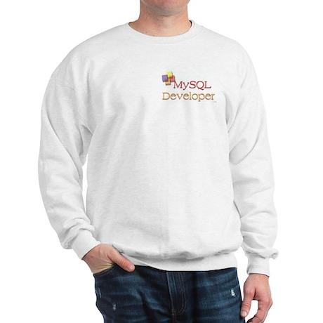 MySQL Developer Sweatshirt