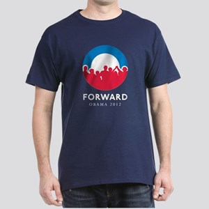 Obama Forward Dark T-Shirt
