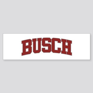BUSCH Design Bumper Sticker