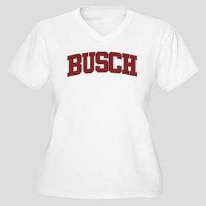 BUSCH Design Women's Plus Size V-Neck T-Shirt