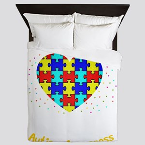 It's Ok to be different2 Queen Duvet