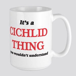 It's a Cichlid thing, you wouldn't un Mugs