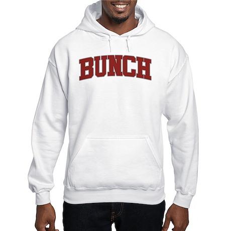 BUNCH Design Hooded Sweatshirt