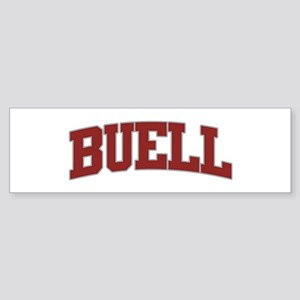 BUELL Design Bumper Sticker