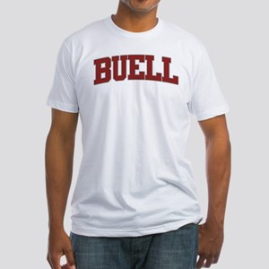 BUELL Design Fitted T-Shirt