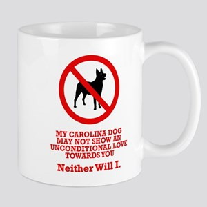 Carolina Dog Mug