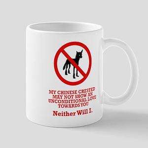 Chinese Crested Mug