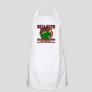 Lady Liberty (You Cannot Hide) BBQ Apron