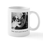 Drive my car Mug