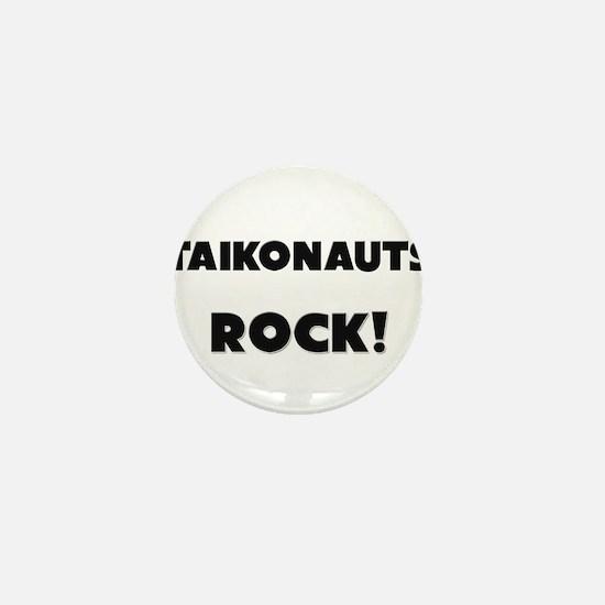Taikonauts ROCK Mini Button