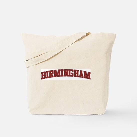 BIRMINGHAM Design Tote Bag