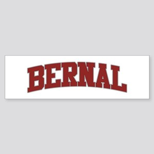 BERNAL Design Bumper Sticker