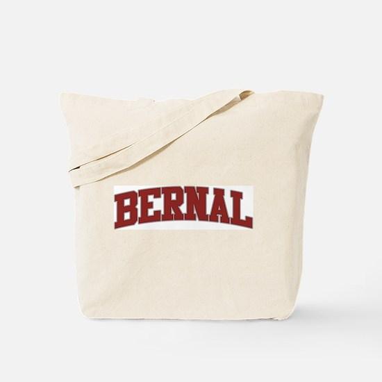 BERNAL Design Tote Bag