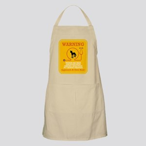 Chinese Crested BBQ Apron