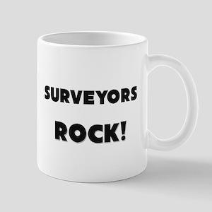 Surveyors ROCK Mug