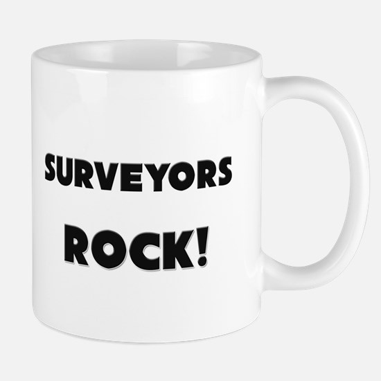 Surveyors ROCK Mug
