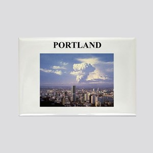 portland gifts and t-shirts Rectangle Magnet