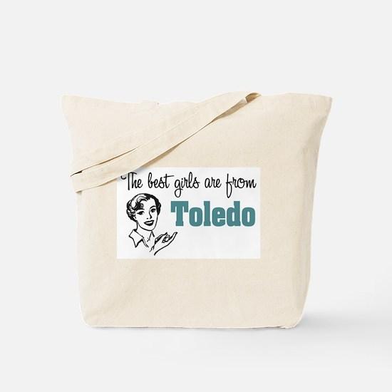 Best Girls Toledo Tote Bag