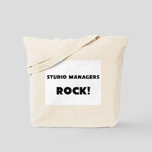 Studio Managers ROCK Tote Bag