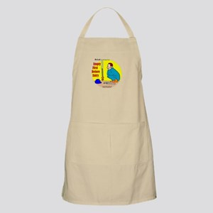 Confined Space Safety BBQ Apron