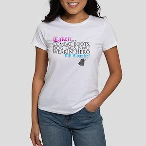 Taken: NWU Women's T-Shirt